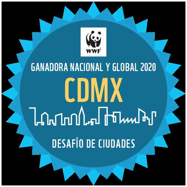 CDMX, ganadora global y nacional 2020