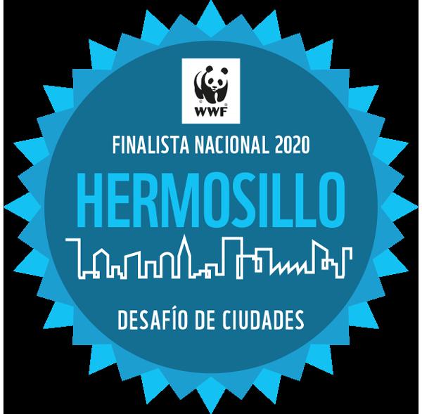 Hermosillo, finalista nacional 2020